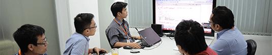 ベトナム国内向けシステム開発